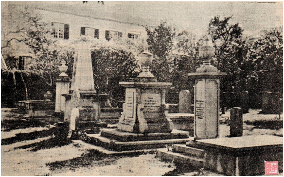 MBI II-40, 31MAR1955 Cemitério dos Protestantes