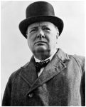 Sir Winston Churchill 1874-1965