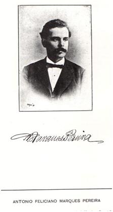 António Felicinao Marques Pereira