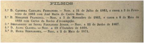Bernardino Senna Fernandes Brasão II