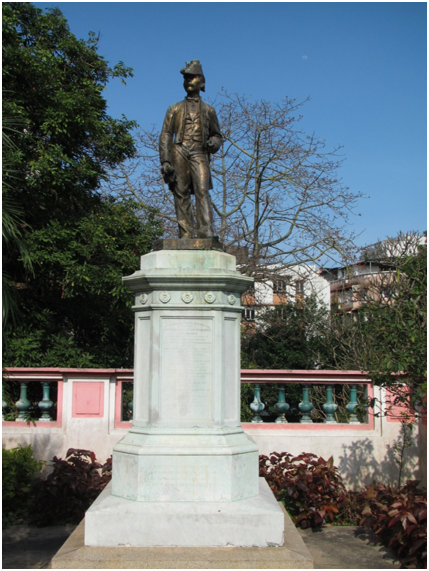 Bernardino Senna Fernandes Estátua I