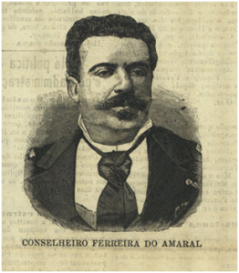 DIARIO ILLUSTRADO 7-8-1897 Adamastor II Ferreira do Amaral