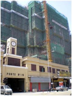 Hotel Sofitel Macau at Ponte 16 I