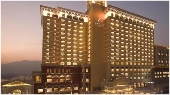 Hotel Sofitel Macau at Ponte 16 II
