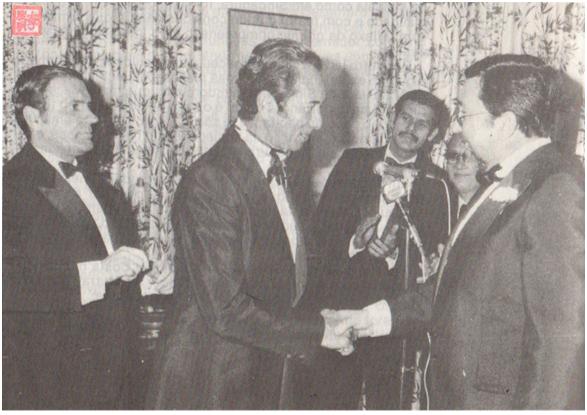 macau 82 -jornal do ano - Comendador Stanley Ho