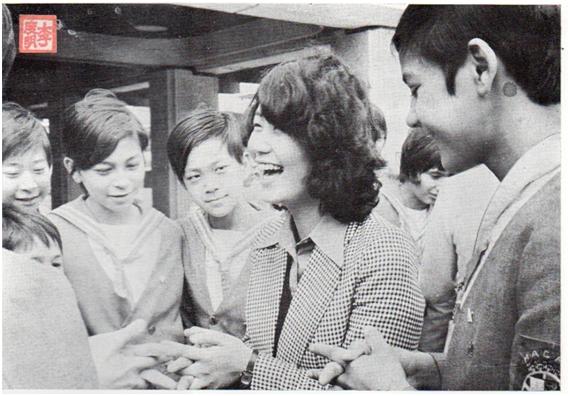 MACAU B. I. T. X, 1-2 MARABR 1974 Pequenos Cantores VII