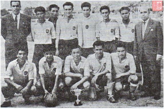 MBI I-17 15ABR1954 Interport Futebol II