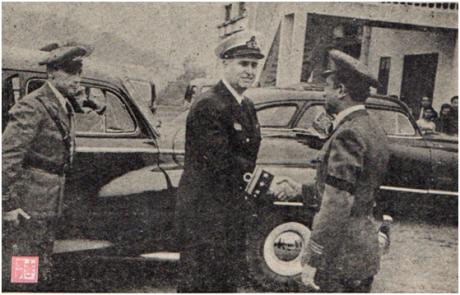 MOSAICO II-9 MAI1951 Demonstração Força Policial I