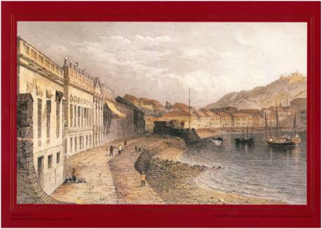 R. Elliot Baía da Praia Grande c. 1835