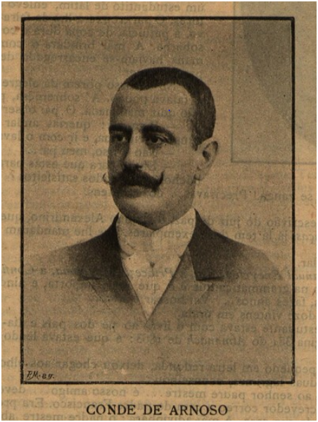 BRANCO E NEGRO 1896 n.º 38 pp.182-183 MACAU de Conde de Arnoso V
