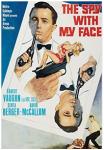 CARTAZ The Spy With My FAce (USA) 1964 (UK)