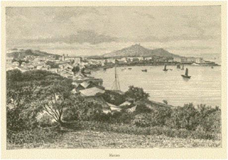 Desenhos de Macau 1880-1890 (I)