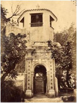 Gruta de Camões 1880