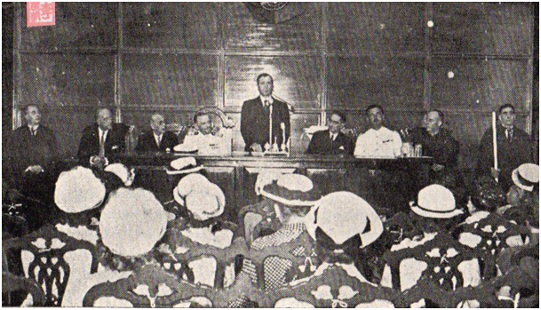 A Visita do Ministro do Ultramar 1952 - Discurso do Ministro do Ultramar