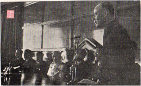 A Visita do Ministro do Ultramar 1952 - Juiz Marques Mano