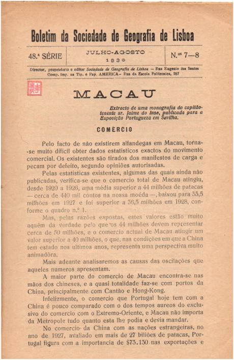 Bol. Soc. Geografia n.º 7-8-1930 -MACAU Jaime do Inso (II)