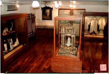 ÁLBUM 2005 - TESOUROS DA ARTE SACRA II