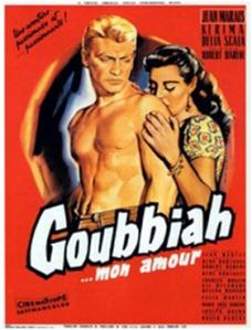 CARTAZ Gobbiah mon amour 1956