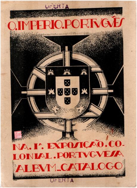 O Império Português na 1.ª Exposição Colonial Portuguesa (Album-Catalogo) Caoa