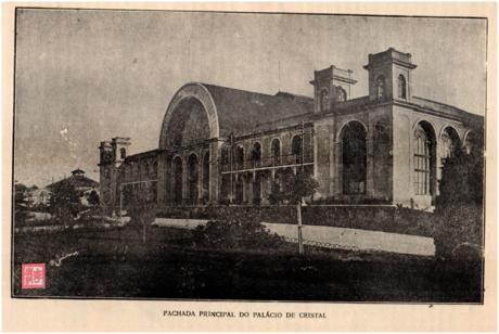 O Império Português na 1.ª Exposição Colonial Portuguesa - Palácio de Cristal
