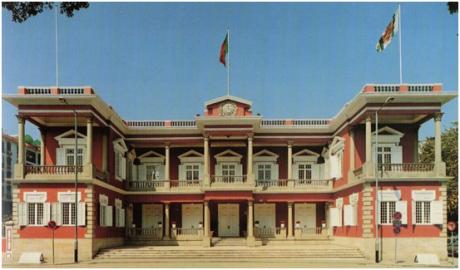 Revista Casa e Jardim 1994 - Palácio da Praia Grande Foto