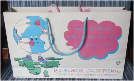 SACO COMERCIAl - DIA MUNDIAL DO AMBIENTE (I)