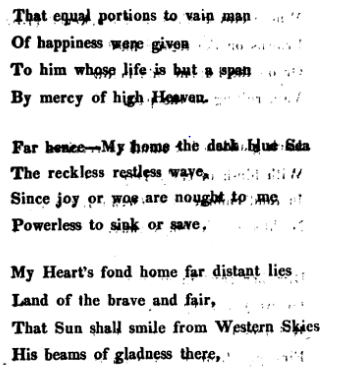 The Canton Miscellany N.º 1-The Boatman of Macao VII