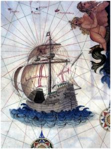 Carraca ou nau de 1565