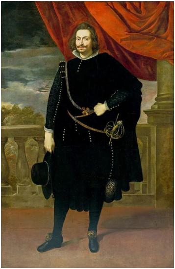 D. João IV de Portugal ca 1628
