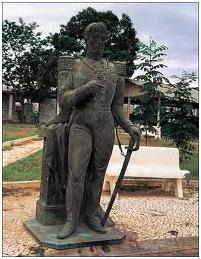Estátua de Pedro Alexandrino da Cunha