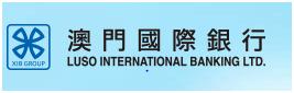 Logótipo do Luso International Banking