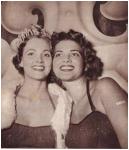 Miss USA +Miss Brasil 1954