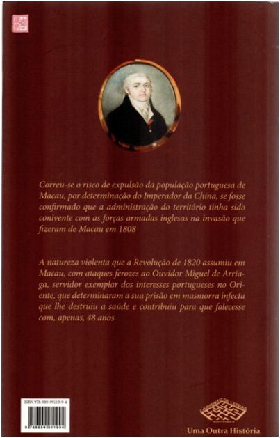 Ant. Alves-Caetano - Macau na era napoleónica CONTRA-CAPA