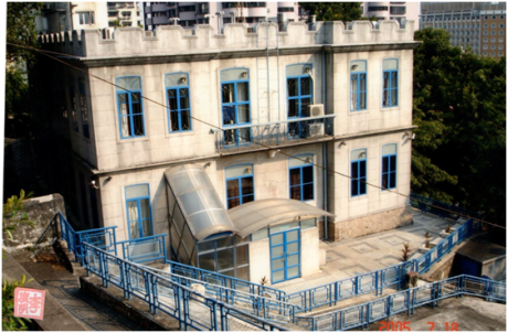 ÁLBUM 2005 - Antiga farmácia do Hospital S. Januário
