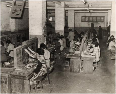 Fábrica de fósforo Tung Hing
