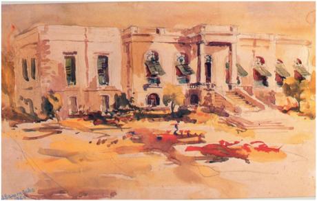 Herculano Estorninho - Museu Luís de Camões 1963