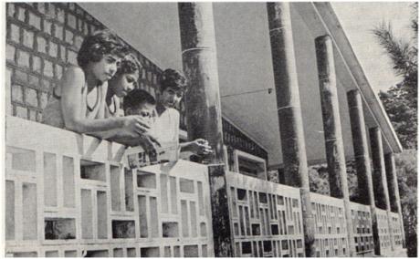 MACAU B.I.T.7-8,1972 Colégio D. Bosco III