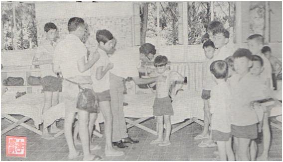 MACAU B.I.T.7-8,1972 COLÓNIA BALNEAR PSP VI