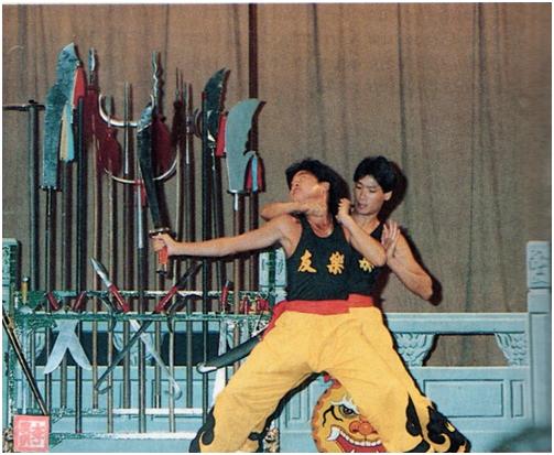 NAM VAN n.º15 1985 - Concerto Teatro Alegria II