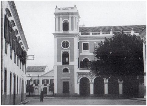 Sob o Olhar de Á MÁ - SÉ CATEDRAL Man Fook 1907