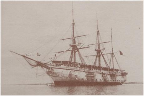 crveta Duque da Palmela 1864-1913