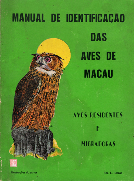 manual-de-identificacao-das-aves-de-macau-capa