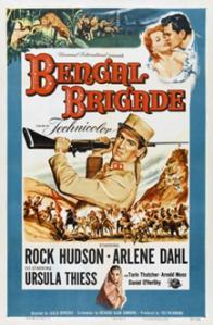 cartaz-1954-bengal-brigade