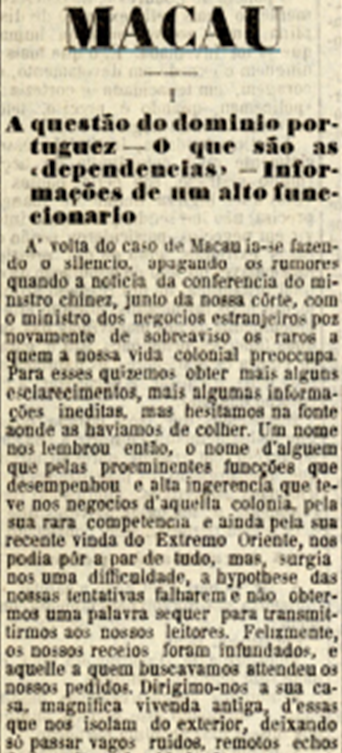 diario-illustrado-23jan1909-macau-a-questao-do-dominio-i