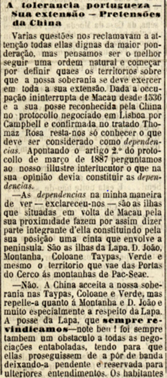diario-illustrado-23jan1909-macau-a-questao-do-dominio-iii