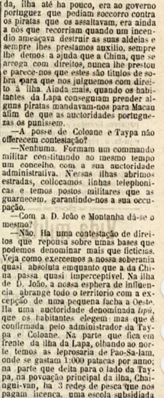 diario-illustrado-23jan1909-macau-a-questao-do-dominio-iv