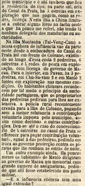 diario-illustrado-23jan1909-macau-a-questao-do-dominio-v